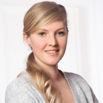 Liza Gerlach, Logopädin